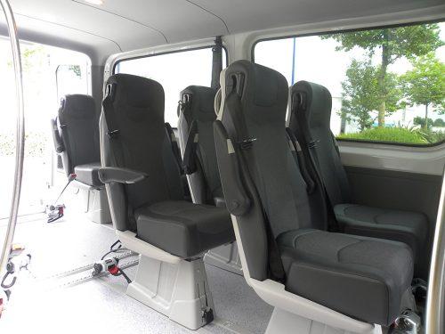 HAPY TRANSPORT est spécialisée dans le transport et l'accompagnement des personnes à mobilité réduite