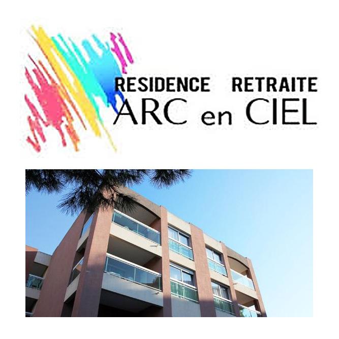 La Maison de retraite Arc en Ciel à Saint-Laurent-du-Var