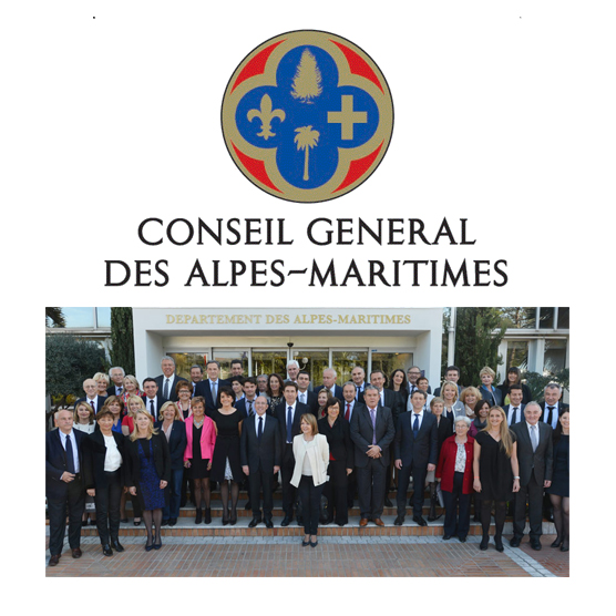 Conseil Général des Alpes-Marîtmes