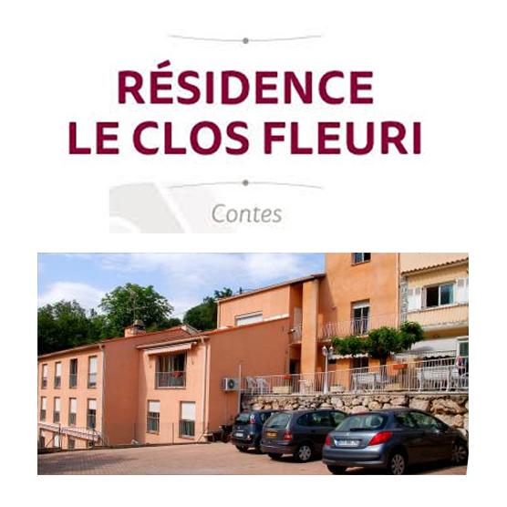 Le Clos Fleuri maison de retraite