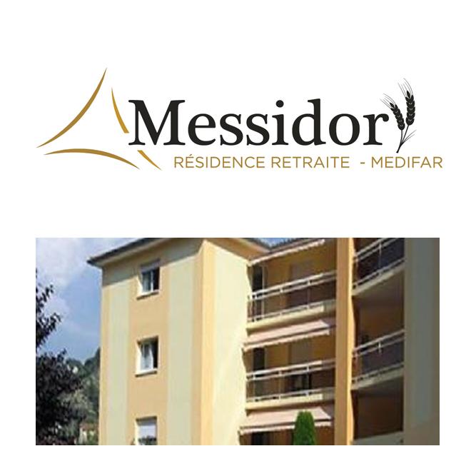 Messidor – Résidence retraite Medifar à Drap