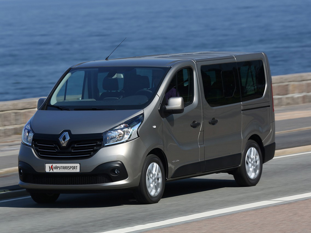 renault trafic 9 places hapy transport. Black Bedroom Furniture Sets. Home Design Ideas